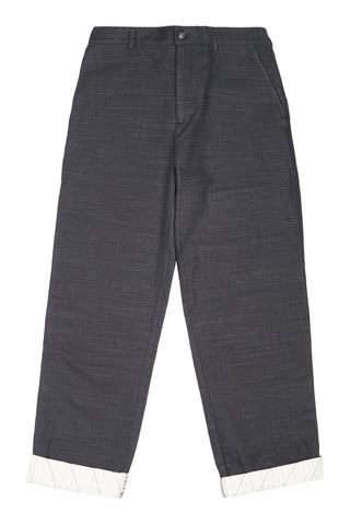 4.5 WOOL SLOUCH PANT