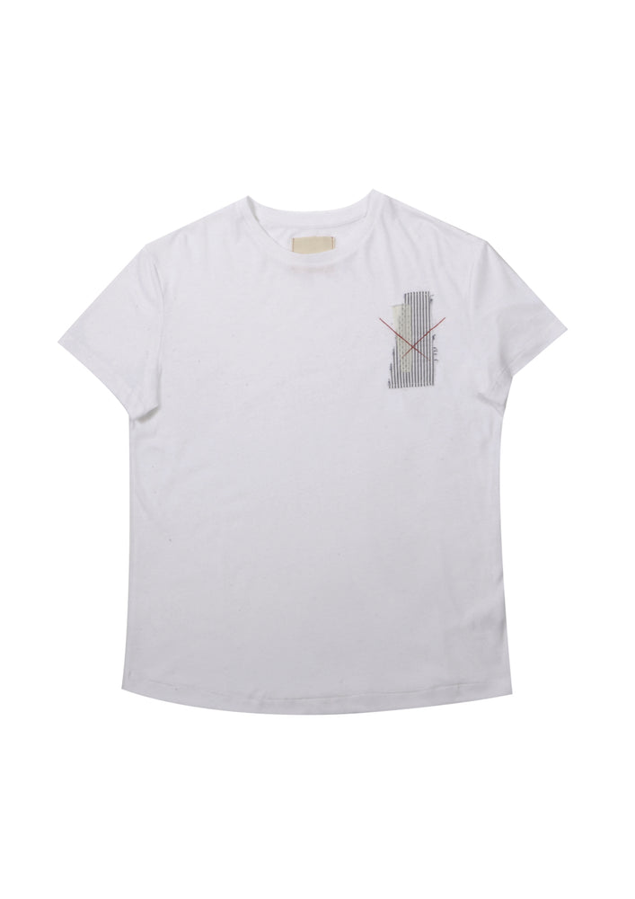 5.15 SLOUCH PATCH TEE