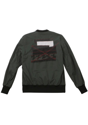 5.8 NYLON BOMBER JACKET