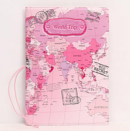 Hot Overseas Passport Cover