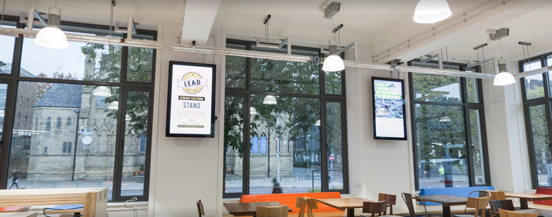 Top Benefits of Digital Advertising Screens for your business