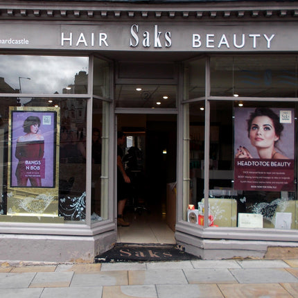 More Salon Window Display Ideas