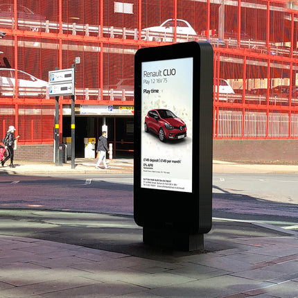 Latest Outdoor Digital Advertising Screens Now in Stock