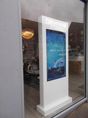 bespoke salon display stand