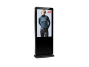 Freestanding Slimline Android Digital Advertising Display