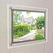 A3 Landscape LED lightpocket