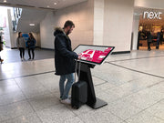 pcap touch screen kiosk