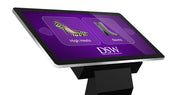 pcap multi touch screen kiosks