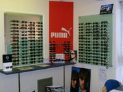 EYEWEAR DISPLAY SUNGLASSES DISPLAY
