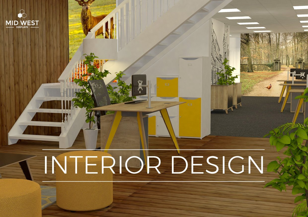 Interior Design Service Transforms Shropshire Estate Agency Branch
