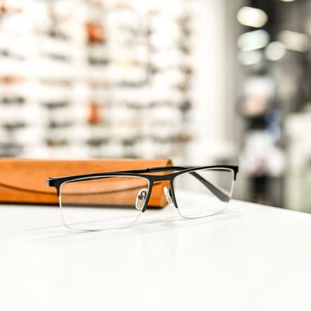 Display Products for Opticians