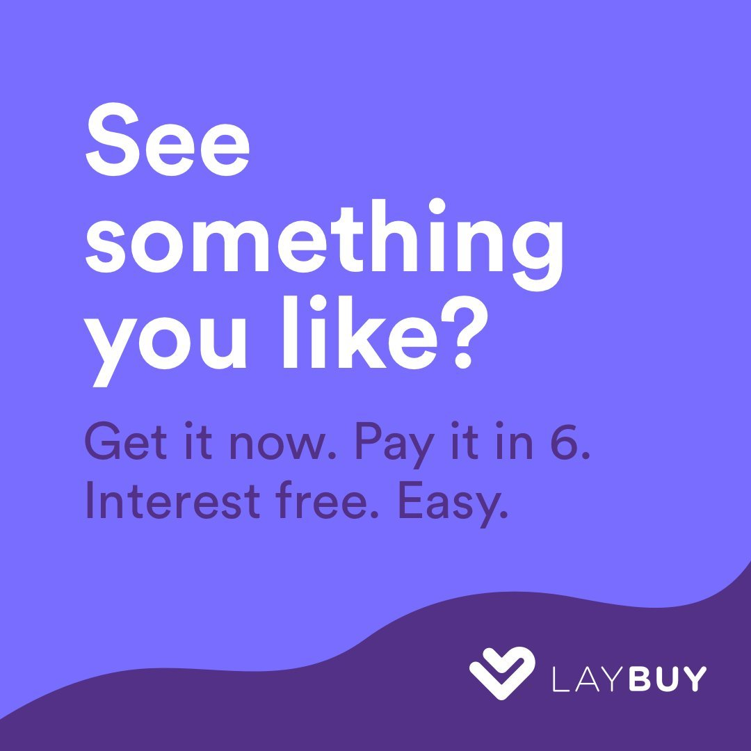 Spread the cost over 6 interest-free payments
