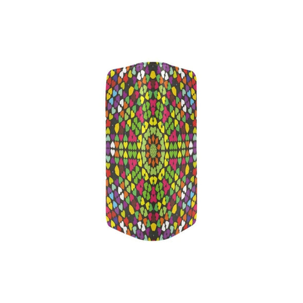 Clutch Purse - Custom Mandala Pattern - Accessories mandalas purses