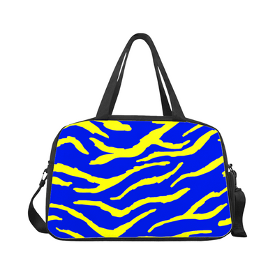 Custom Fitness and Travel Bag - Design Your Own - Accessories bags big cats cheetahs crocodiles design your own