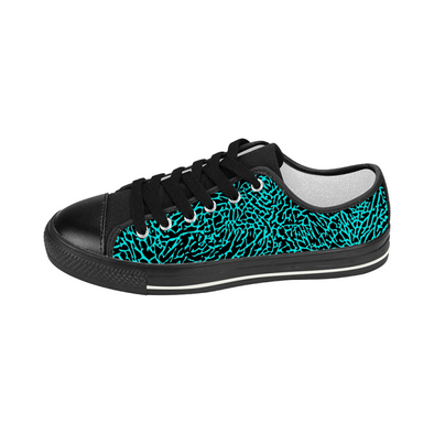 Custom Womens Chucks Low Top Sneakers - Design Your Own - Footwear big cats cheetahs chucks sneakers crocodiles design your own