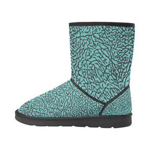 Custom Womens Snow Boots - Design Your Own - Footwear big cats boots cheetahs crocodiles design your own