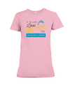 If You Dont Love Dolphins Too Then We Have A Problem! Statement T-Shirt - Pink / S - Clothing dolphins womens t-shirts