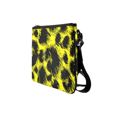 Slim Clutch Bag - New Leopard Pattern - Accessories big cats hot new items leopards purses