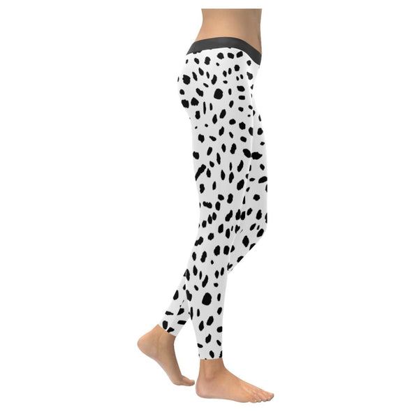 Womens Premium Leggings - Custom Cheetah Pattern - Clothing Big Cats Cheetahs Leggings Yoga Gear