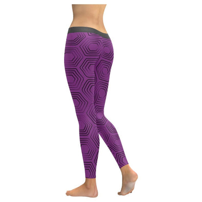 Womens Premium Leggings - Custom Turtle Pattern - Clothing Leggings Turtles Yoga Gear