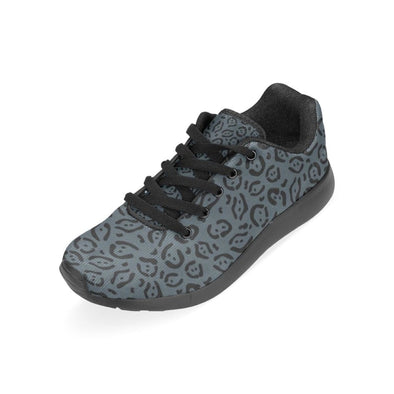 Womens Running Sneakers - Custom Jaguar Pattern - Footwear Big Cats Jaguars Sneakers