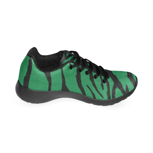 Womens Running Sneakers - Custom Tiger Pattern - Footwear Big Cats Hot New Items Sneakers Tigers