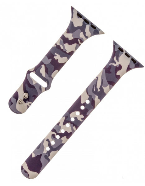 Camo Apple Watch Band