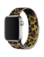 Animal Mesh Apple Watch Band