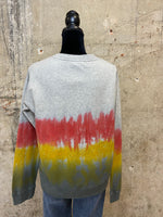 Grey Ombre Dye Sweatshirt