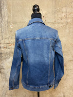 Emma Denim Boyfriend Jacket