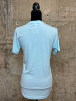 Ice Blue Coffee Zoom Tee