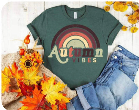 Autumn Vibes T-Shirt