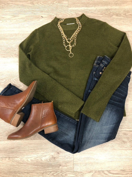 Olive Marevic Sweater