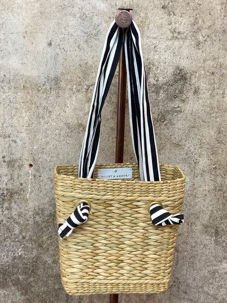 Kate Straw Tote