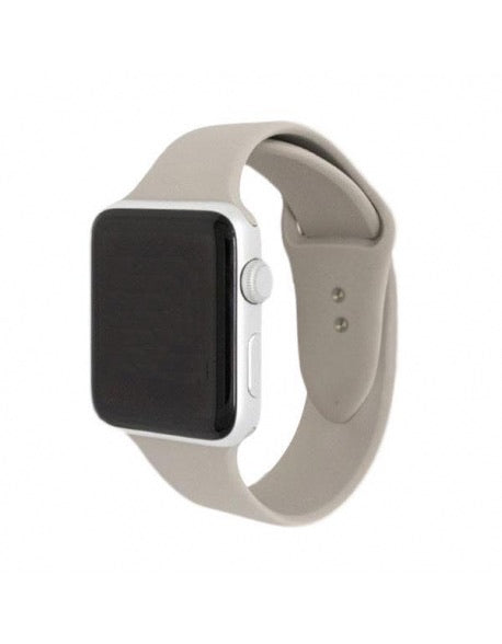 Taupe Apple Watch Band
