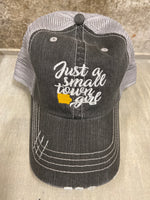 """Small Town Girl"" Trucker Hat"