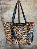 Cheetah Satchel