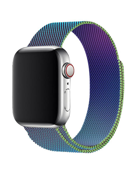 Iridescent Apple Watch Band