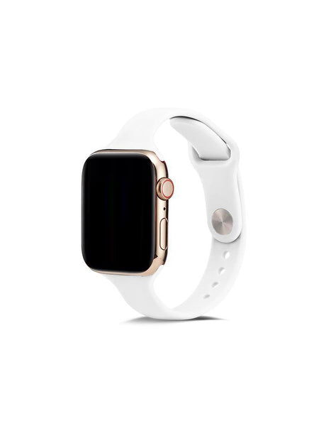White Apple Watch Band