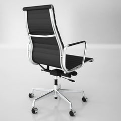 Vitra Aluminium Chair Group 3D Model