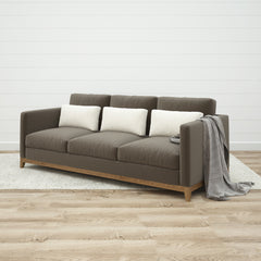 Crate and Barrel Taraval Sofa Collection 3D Model