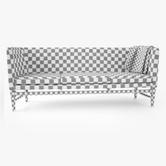 FREE And Tradition Mayor Sofa 3D Model
