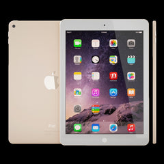 Apple iPad Air 2 Gold 3D Model