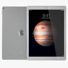Apple iPad Pro Silver 3D Model
