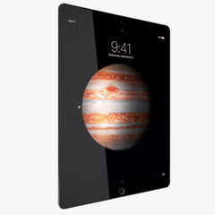 Apple iPad Pro Space Gray 3D Model