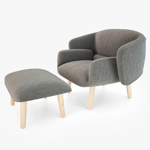 FREE Boconcept Fusion Chair 3D Model