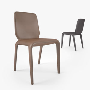 FREE Bonaldo Junan Chair 3D Model