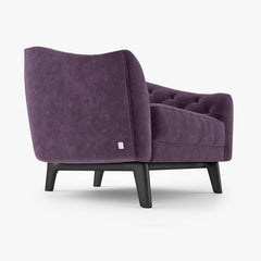Busnelli Amouage Sofa Set 3D Model