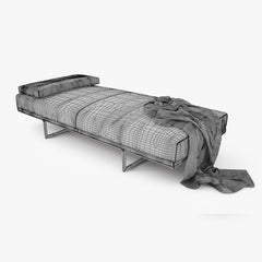 Busnelli Blumun Bench 3D Model