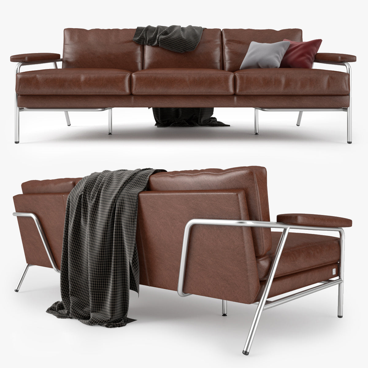 Busnelli Carpe Diem Sofa 3D Model